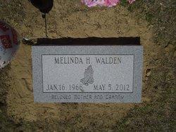 Melinda Horacetta <i>Walden</i> Collins