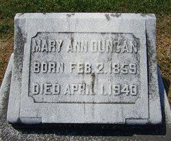Mary <i>Capello</i> Duncan