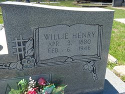 William Henry Willie Aultman, Jr