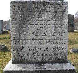 Henry M. Hirschberg