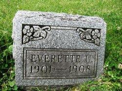 Everette U