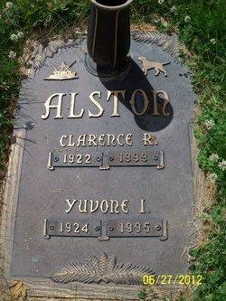 Yuvone Inez <i>Bonham</i> Alston