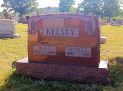 Hazel <i>Halland</i> Kelsey