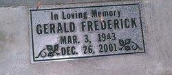 Gerald Frederick