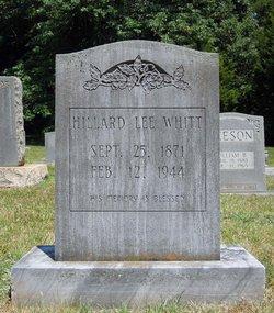 Hillard Lee Whitt