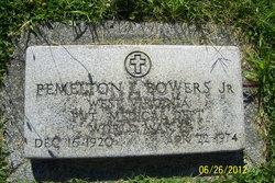 Pemelton Lee Bower, Jr