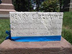 Henry Ellis B. Stowe