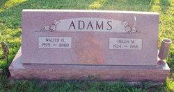 Helen Marie <i>Belong</i> Adams