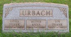 Anna <i>Schael</i> Urbach