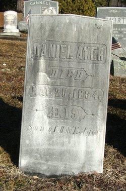 Daniel Ayer