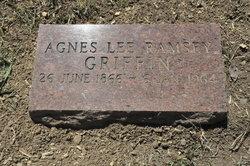 Agnes Lee <i>Ramsey</i> Griffin