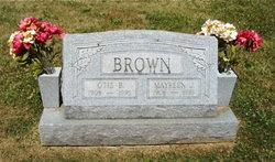 Otis Bush Brown