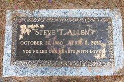 Steve T Allen
