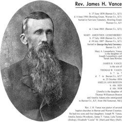 James H. Vance