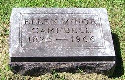 Ellen <i>Minor</i> Campbell