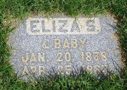 Mrs Eliza <i>Stratford</i> Rampton