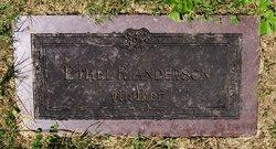 Ethel R Anderson