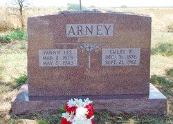 Fannie Lee <i>Mabry</i> Arney