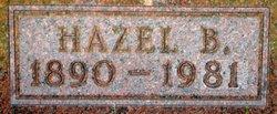 Hazel B. <i>Puterbaugh</i> Beam