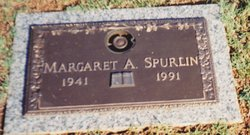 Margaret A Spurlin