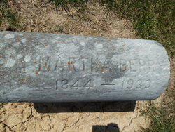 Martha Jane <i>Cartmill</i> Berry