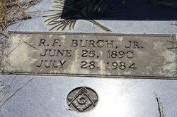 Reuben Flournoy Burch, Jr