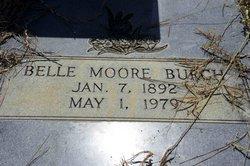 Belle <i>Moore</i> Burch