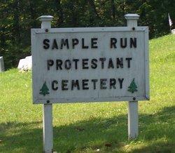 Sample Run Cemetery