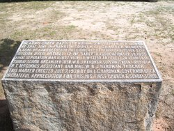 Blacks Creek Baptist Church Cemetery