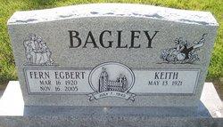 Fern <i>Egbert</i> Bagley