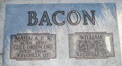Mahala Eliza <i>King</i> Bacon