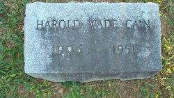 Harold Wade Cain