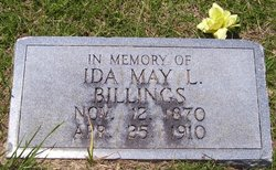 Ida Mae <i>Langlois</i> Billings