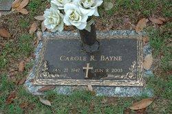 Nancy Carole <i>Ridge</i> Bayne
