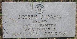 Joseph J Davis