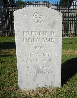 Freddie B. Holcomb