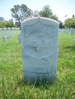 Sgt Samuel Dial