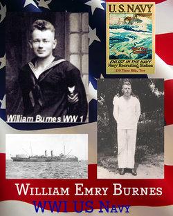 William Emry Burnes