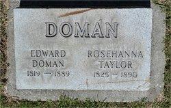 Rosehannah <i>Taylor</i> Doman