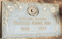 Phyllis Anne Ake