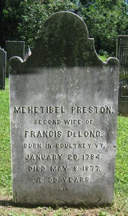 Mehetibel <i>Preston</i> DeLong