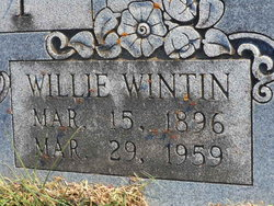 Willie May <i>Winton</i> Abbott