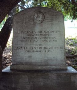 Charles Laurie McCawley