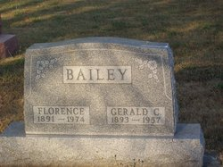 Florence Goldie <i>Kennedy</i> Bailey