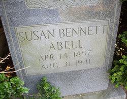 Susan <i>Bennett</i> Abell
