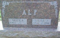 Luella Alma <i>Wobschall</i> Alf