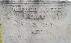 Alfred Myers