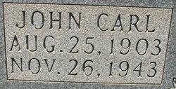 John Carl Buzbee