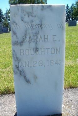 Sarah Elizabeth <i>Bond</i> Boughton
