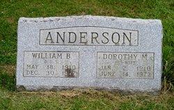 Dorothy M Anderson